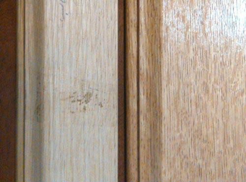 قرنیز-چوب